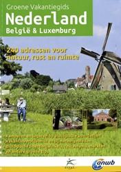 Groene Vakantiegids Nederland, Belgie &a