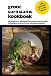Groot Surinaams kookboek -met 750 exotische indiaanse, j oodse, creoolse, europese, chi Dubois