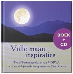 Volle maan inspiraties  Boek + cd  Twaal -inspiraties Crevits, Geert