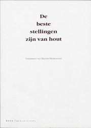 De beste stellingen zijn van hout -uitspraken van Delftse promove ndi
