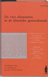 Candide De vier elementen in de klassiek -inzichten in het wezen en de w erking van het menselijk licha Hippocrates