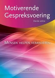 Motiverende gespreksvoering -motiverende gespreksvoering; m ensen helpen veranderen Miller, William R.