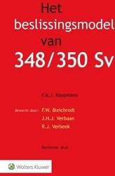 Het beslissingsmodel van 348/350 Sv Koopmans, F.A.J.