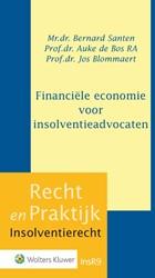 Financiele economie voor insolventieadvo Santen, Bernard