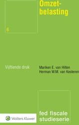 Omzetbelasting Hilten, M.E. van