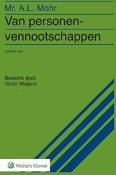 Van personenvennootschappen Meijers, Victor
