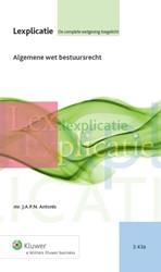 Algemene wet bestuursrecht -LEXPLICATIE Antonis, J.A.P.N.