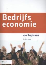 Bedrijfseconomie voor beginners Smeur, John