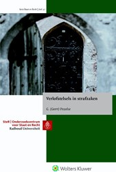 Verlofstelsels in strafzaken Pesselse, Geert