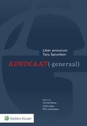 Advocaat(-generaal) -Liber amicorum Taru Spronken