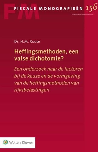 Heffingsmethoden, een valse dichotomie? Roose, H.M.