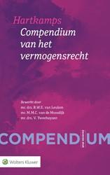 Hartkamps Compendium van het vermogensre Moosdijk, M.M.C. van de