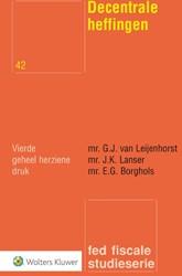 Decentrale heffingen Leijenhorst, G.J. van