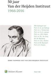 50 jaar Van der Heijden Instituut (1966 Solinge, G. van