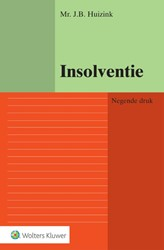 Insolventie Huizink, J.B.