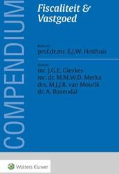 Compendium Fiscaliteit en Vastgoed Gieskes, J.G.E.