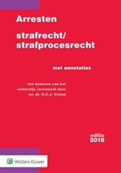 Arresten strafrecht/strafprocesrecht 201 -met annotaties