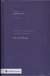 Schuldsaneringsregeling natuurlijke pers Wessels, B.