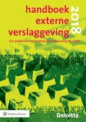 Handboek Externe Verslaggeving 2018 -Een praktische handreiking voo r toepassing NL GAAP