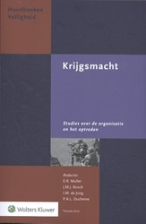 Krijgsmacht -Studies over de organisatie en het optreden