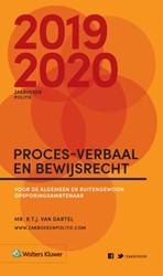 Zakboek Proces-verbaal en Bewijsrecht 20