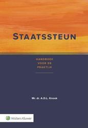 Staatssteun, handboek voor de praktijk