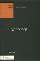 Asser-serie Procesrecht 4 : Hoger Beroep -Procesrecht