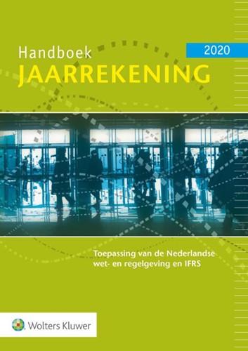 Handboek Jaarrekening 2020 -Toepassing van de Nederlandse wet- en regelgeving en IFRS