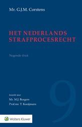 Het Nederlands strafprocesrecht Corstens, G.J.M.