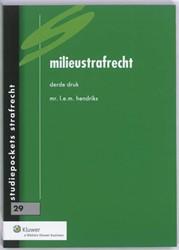 STUDIEPOCKETS STRAFRECHT MILIEUSTRAFRECH HENDRIKS, L.E.M.