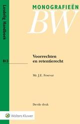 Voorrechten en retentierecht Fesevur, J.E.