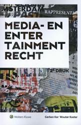 Media- en entertainmentrecht Kor, Gerben