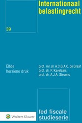 Internationaal belastingrecht Graaf, A.C.G.A.C. de