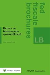 Keten- en inlenersaan-sprakelijkheid Raaijmakers, J.H.P.M.