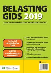 Belastinggids 2019 -Complete handleiding voor aang ifte inkomstenbelasting 2018