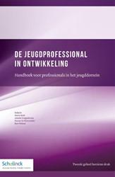 De Jeugdprofessional in ontwikkeling -handboek voor professionals in het jeugddomein