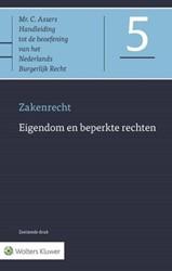Asser-serie 5 : Eigendom en beperkte rec -Zakenrecht Assers, C.