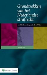 Grondtrekken van het Nederlandse strafre