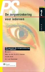 PS-SPECIAL PS SPECIAL DE ZORGVERZEKERING CREMERS, N.J.E.G.