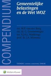 Compendium Gemeentelijke belastingen en Burg, M.P. van den