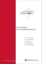 Financiering van de productieketen