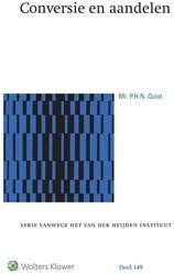Conversie en aandelen Quist, P.H.N.