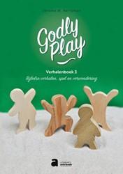 Godly Play Verhalenboek 3 -bijbelse verhalen, spel en ver wondering Berryman, Jerome W.