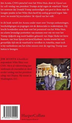 Vijand van het volk Acosta, Jim-2