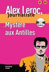 Alex Leroc - Mystere aux Antilles + CD