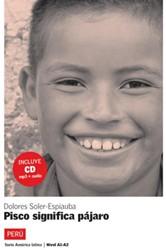 Pisco significa pajaro - Libro + CD