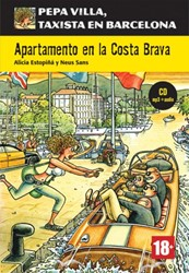 Apartamento en la Costa Brava - Libro +