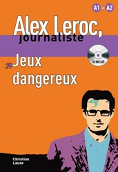 Alex Leroc - Jeux dangereux + CD