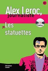Alex Leroc - Les statuettes + CD -lecture + CD