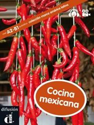 Cocina mexicana - Libro + MP3 + video